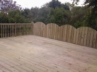 Belfast Joiners, Fencing & Decking Services - HMC Joinery, Northern Ireland.