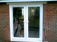 Patio Doors supplied and fitted by HMC Joinery & Building, Belfast, Northern Ireland